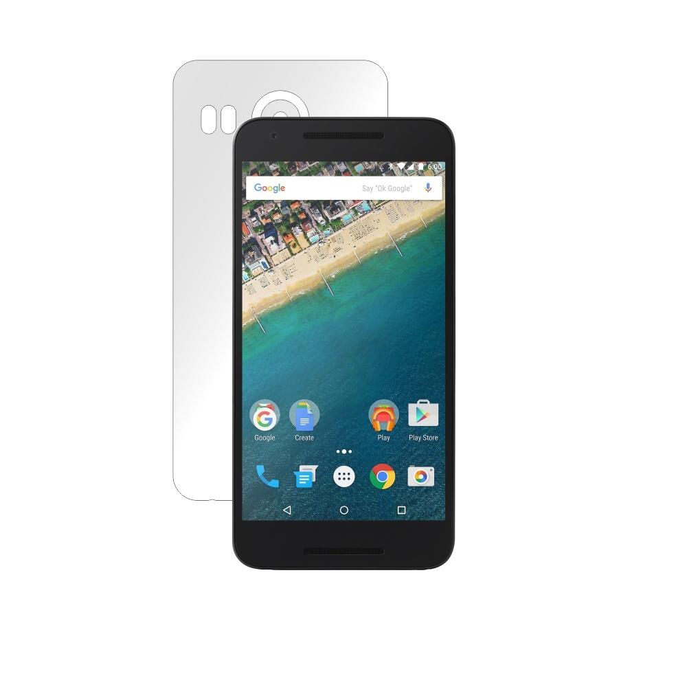 Folie de protectie Smart Protection LG Nexus 5X - doar spate imagine