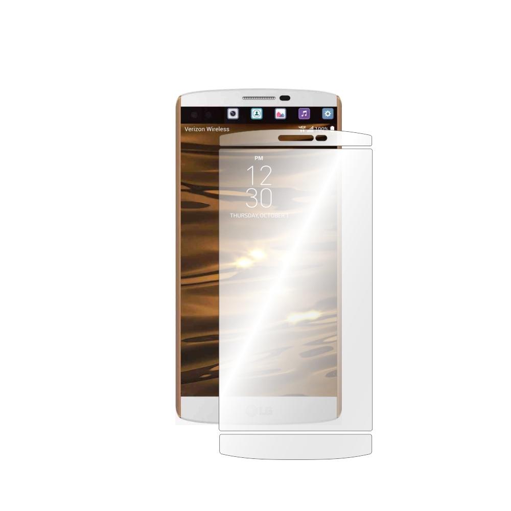 Folie de protectie Smart Protection LG V10 - doar-display imagine