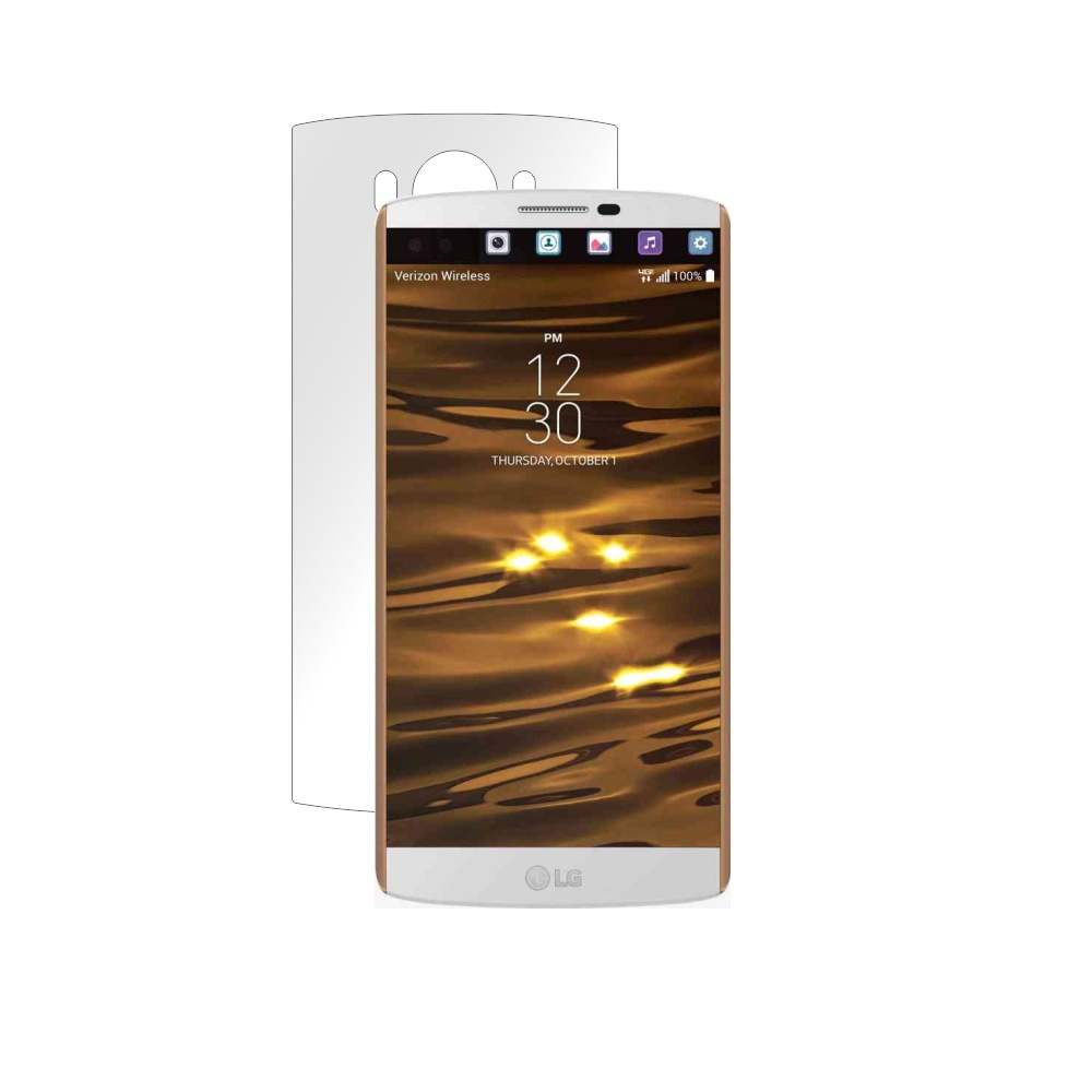 Folie de protectie Smart Protection LG V10 - doar spate imagine