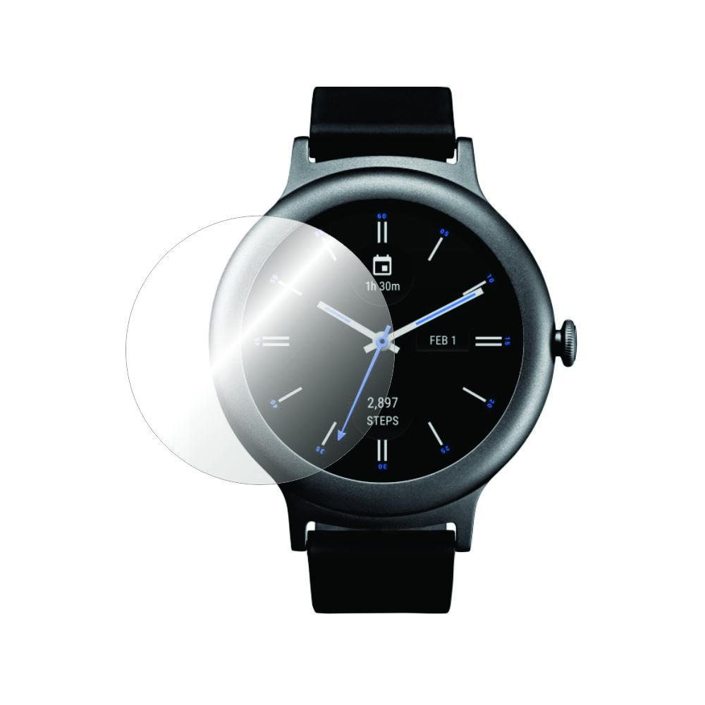 Folie de protectie Smart Protection Ceas LG Watch Style - 4buc x folie display imagine