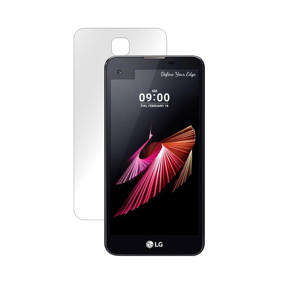 Folie de protectie Smart Protection LG X screen - doar spate imagine