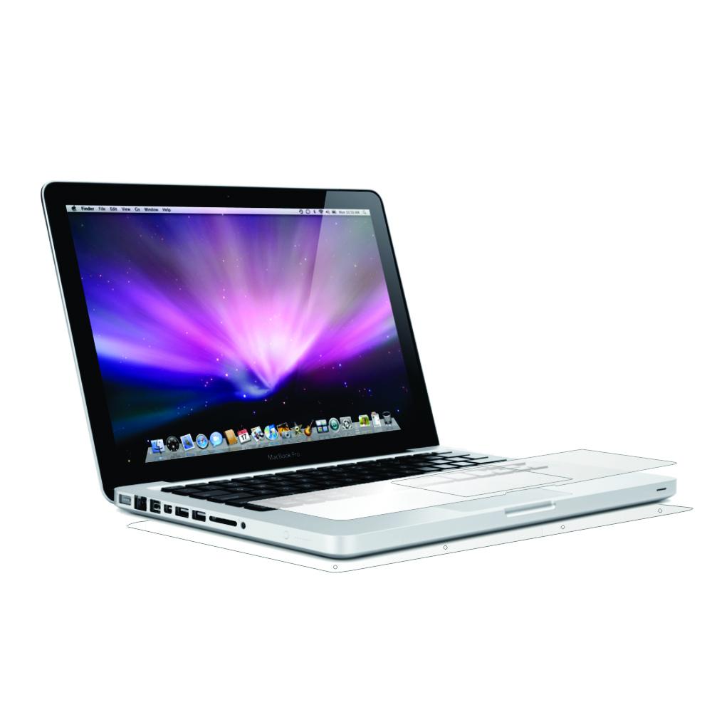 Folie de protectie Smart Protection Tableta HP Spectre X360 13.3 - doar capac imagine