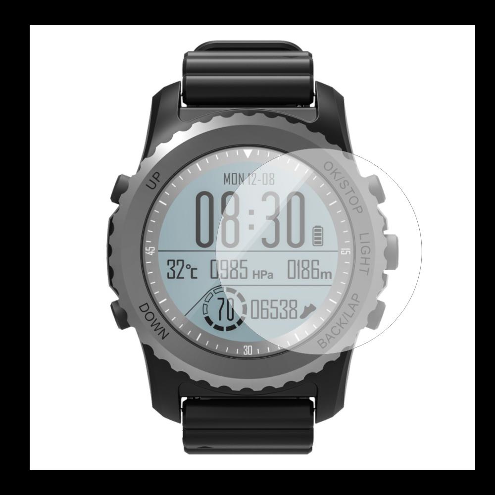 Folie de protectie Smart Protection Smartwatch Makibes G07 GPS Watch - 4buc x folie display imagine