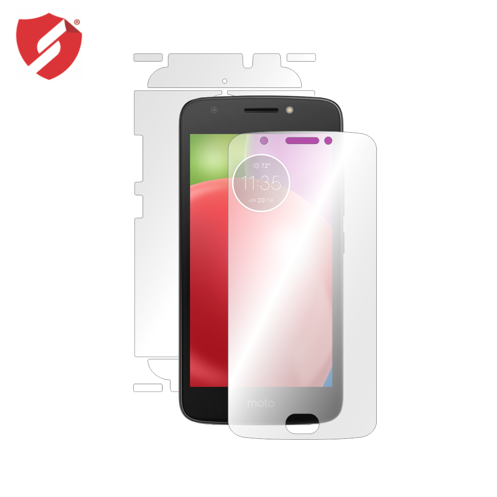Folie de protectie Smart Protection Motorola Moto E4 - fullbody - display + spate + laterale imagine