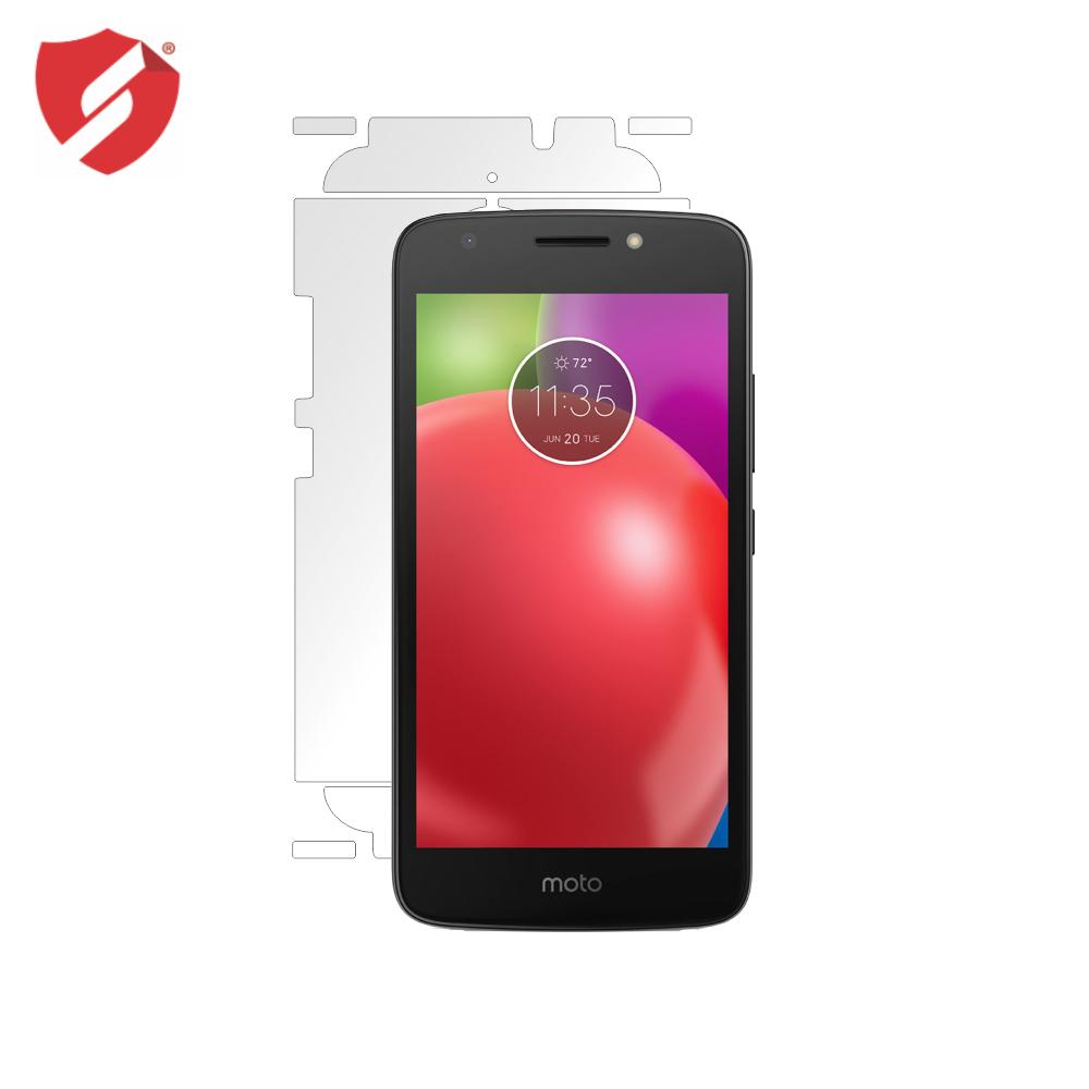 Folie de protectie Smart Protection Motorola Moto E4 - doar-spate+laterale imagine