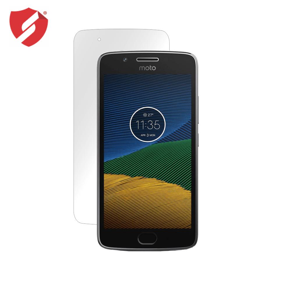 Folie de protectie Smart Protection Motorola Moto G5 - doar spate imagine