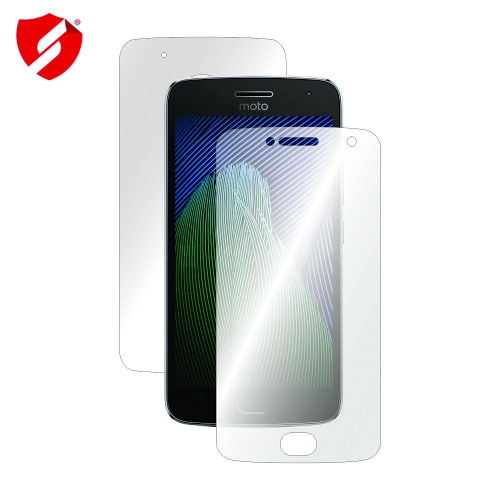 Folie de protectie Smart Protection Motorola Moto G5 Plus - fullbody-display-si-spate imagine