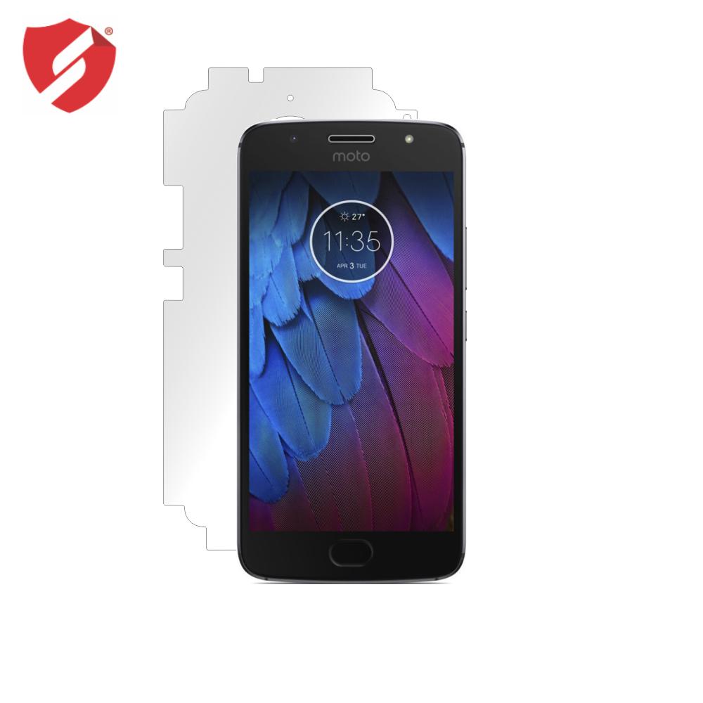 Folie de protectie Smart Protection Motorola Moto G5S - doar spate imagine