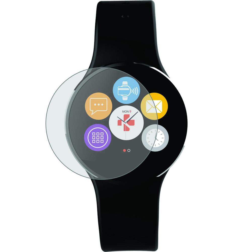 Folie de protectie Smart Protection Smartwatch MyKronoz ZeCircle - 4buc x folie display imagine