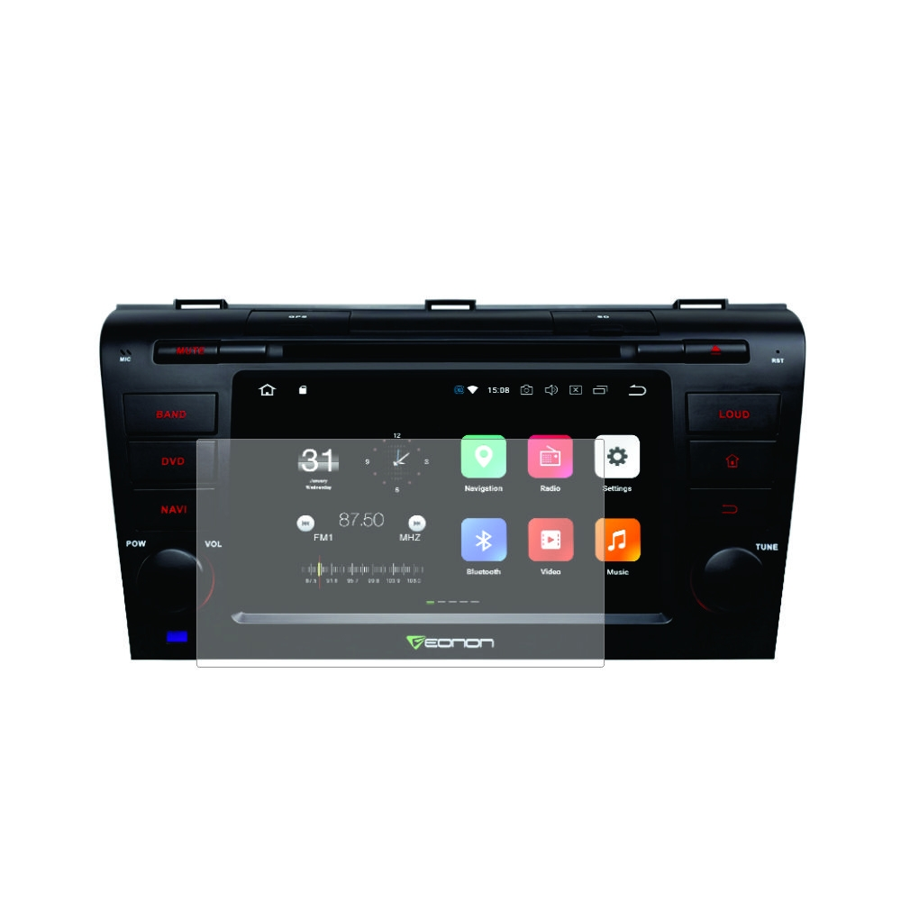 Folie de protectie Smart Protection Navigatie Eonon GA9151A Designed for Mazda 3 (2004-2009) - doar-display imagine