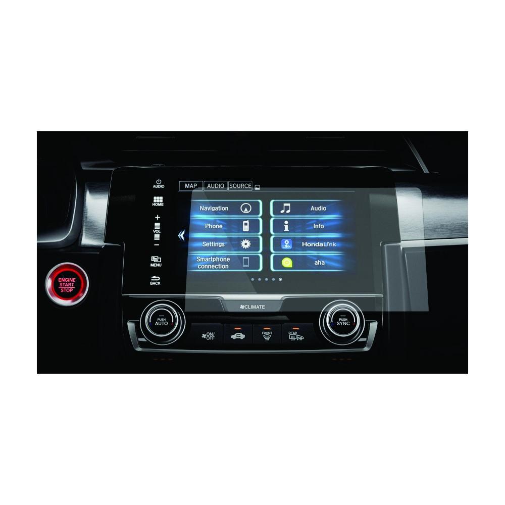 Folie de protectie Smart Protection Navi Honda Civic 2016-2018 7 inch - 2buc x folie display imagine