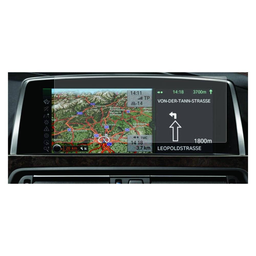 Folie de protectie Smart Protection Navi Pro BMW F30 CIC 8.8 inch - 2buc x folie display imagine