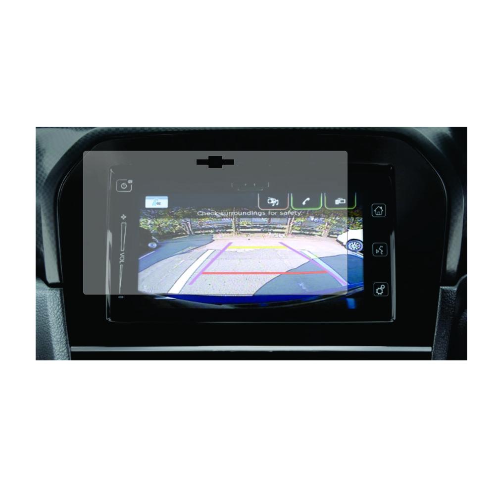 Folie de protectie Smart Protection Navi Suzuki Vitara S Multimedia System - 2buc x folie display imagine