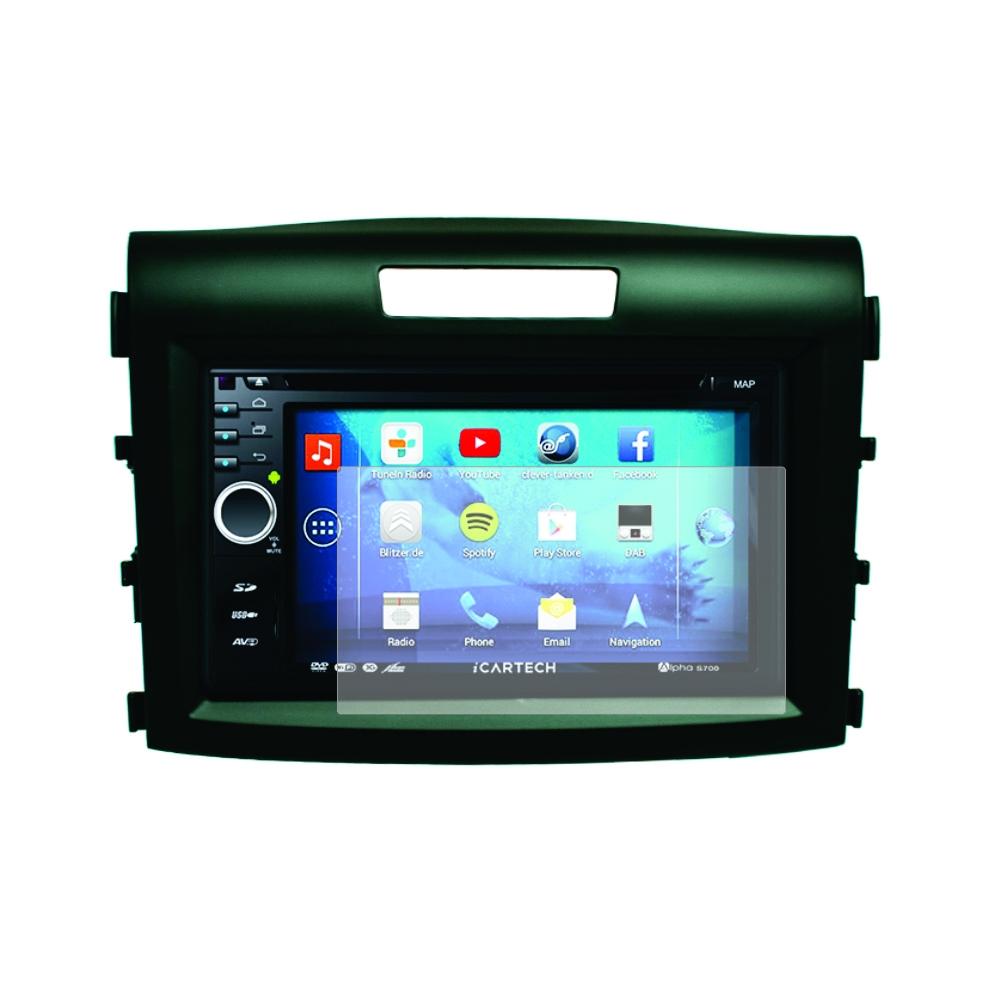 Folie de protectie Smart Protection Navi Honda S700 6 inch - 2buc x folie display imagine