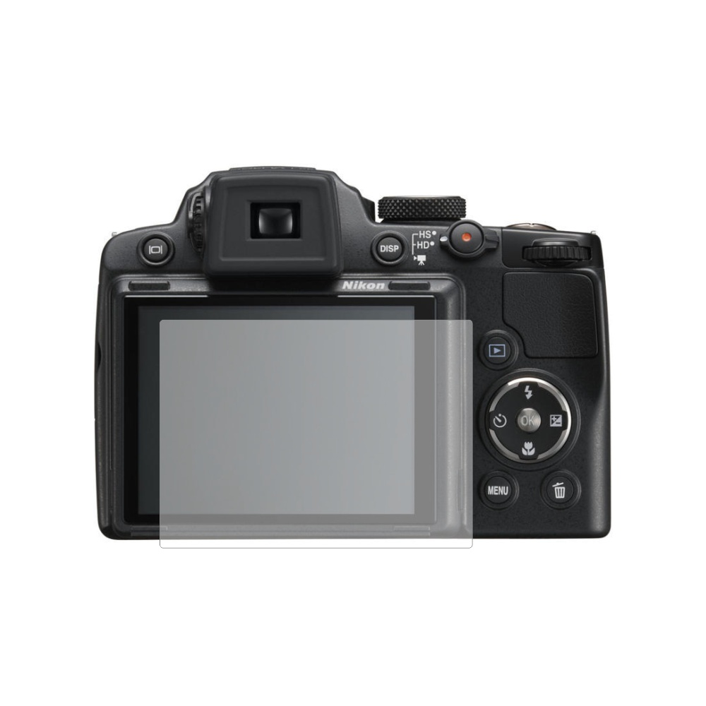 Folie de protectie Smart Protection Nikon CoolPix P500 - doar-display imagine