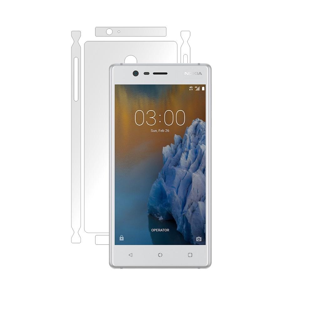 Folie de protectie Smart Protection Nokia 3 - doar spate imagine