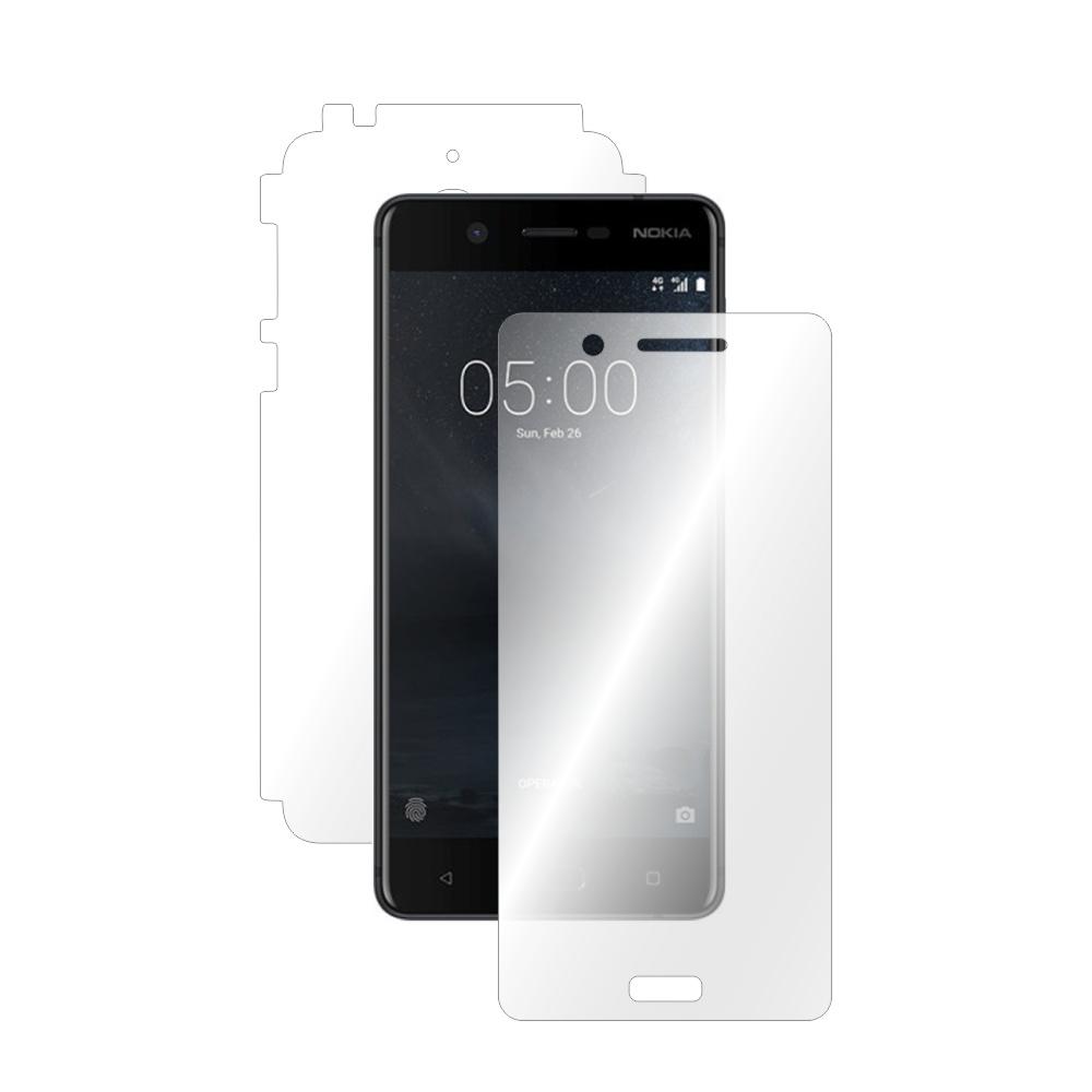 Folie de protectie Smart Protection Nokia 5 - fullbody - display + spate + laterale imagine