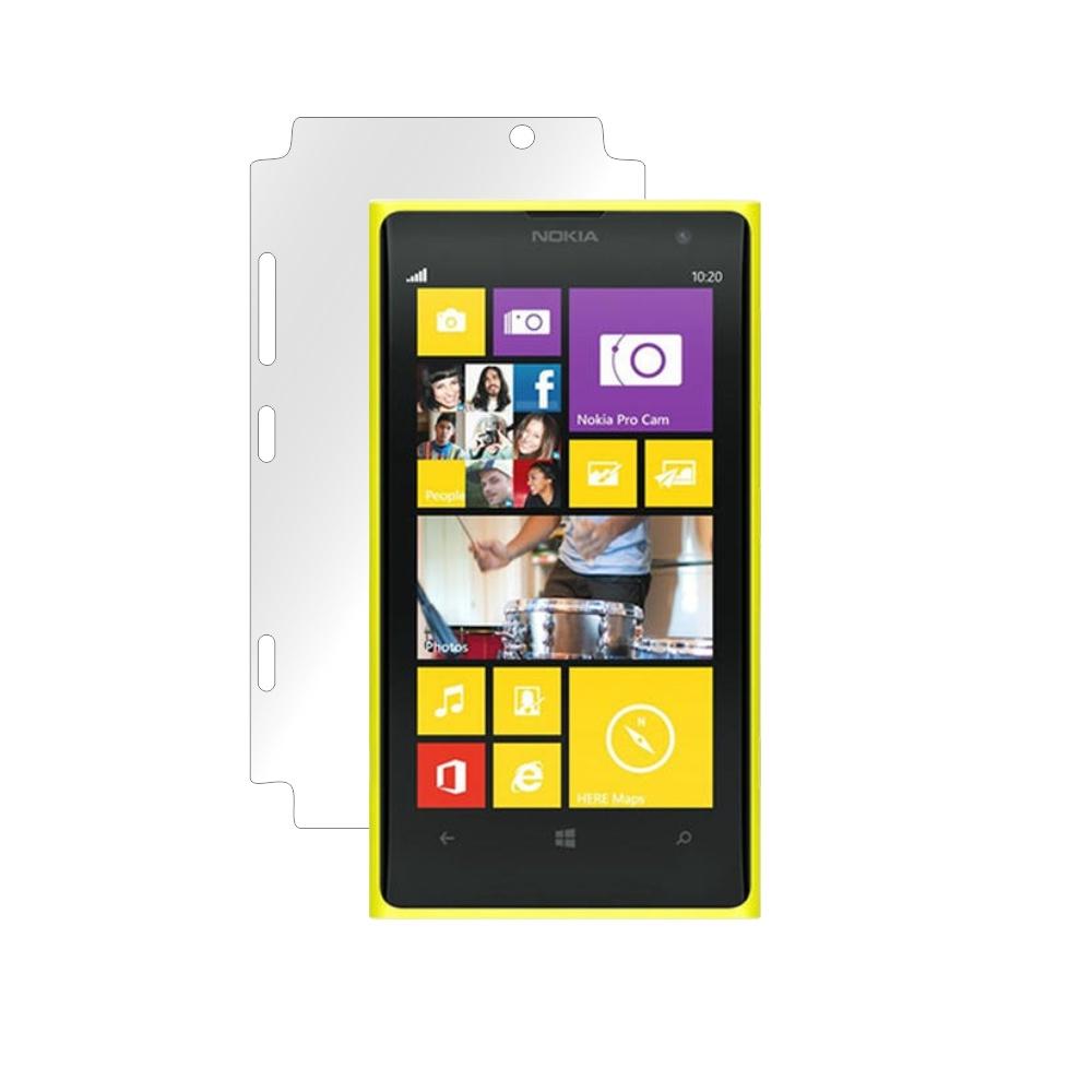 Folie de protectie Smart Protection Nokia Lumia 520 - doar spate imagine