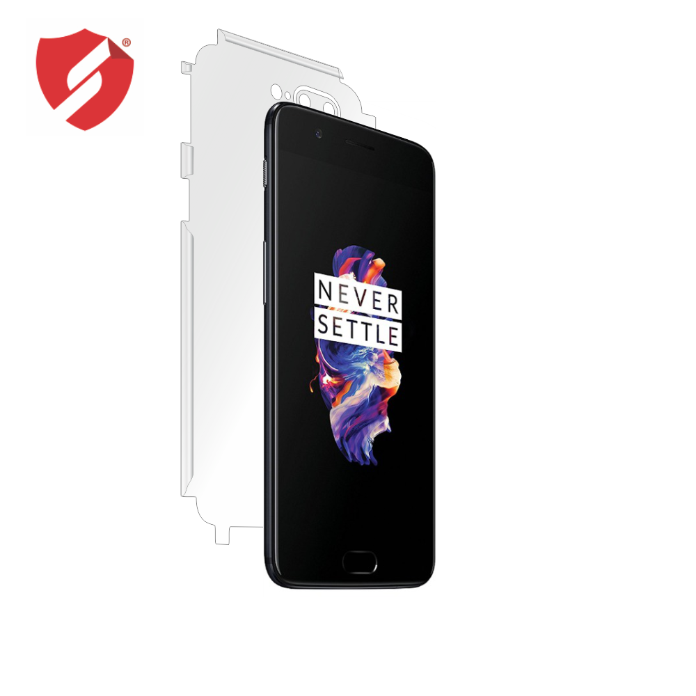 Folie de protectie Smart Protection OnePlus 5 - doar-spate+laterale imagine