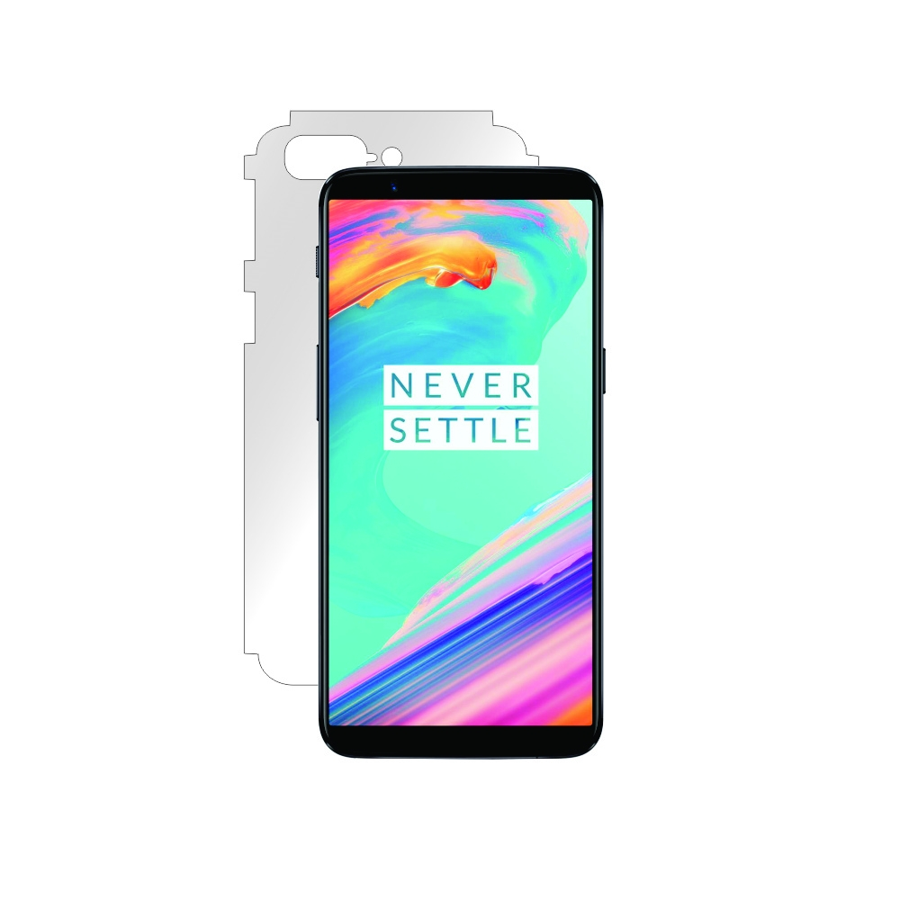 Folie de protectie Smart Protection OnePlus 5t - doar-spate+laterale imagine