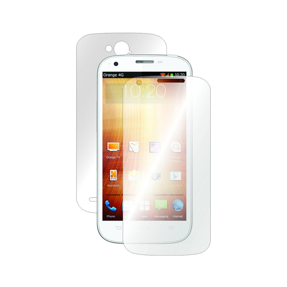 Folie de protectie Smart Protection Orange Reyo - fullbody-display-si-spate imagine