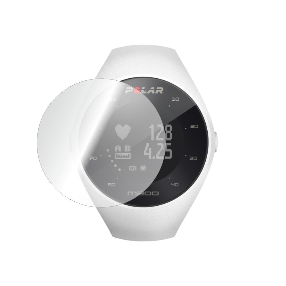 Folie de protectie Smart Protection Smartwatch Polar M200 - 4buc x folie display imagine