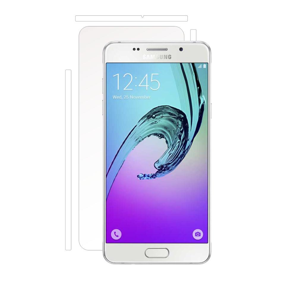 Folie de protectie Smart Protection Samsung Galaxy A3 (2016) - doar-spate+laterale imagine