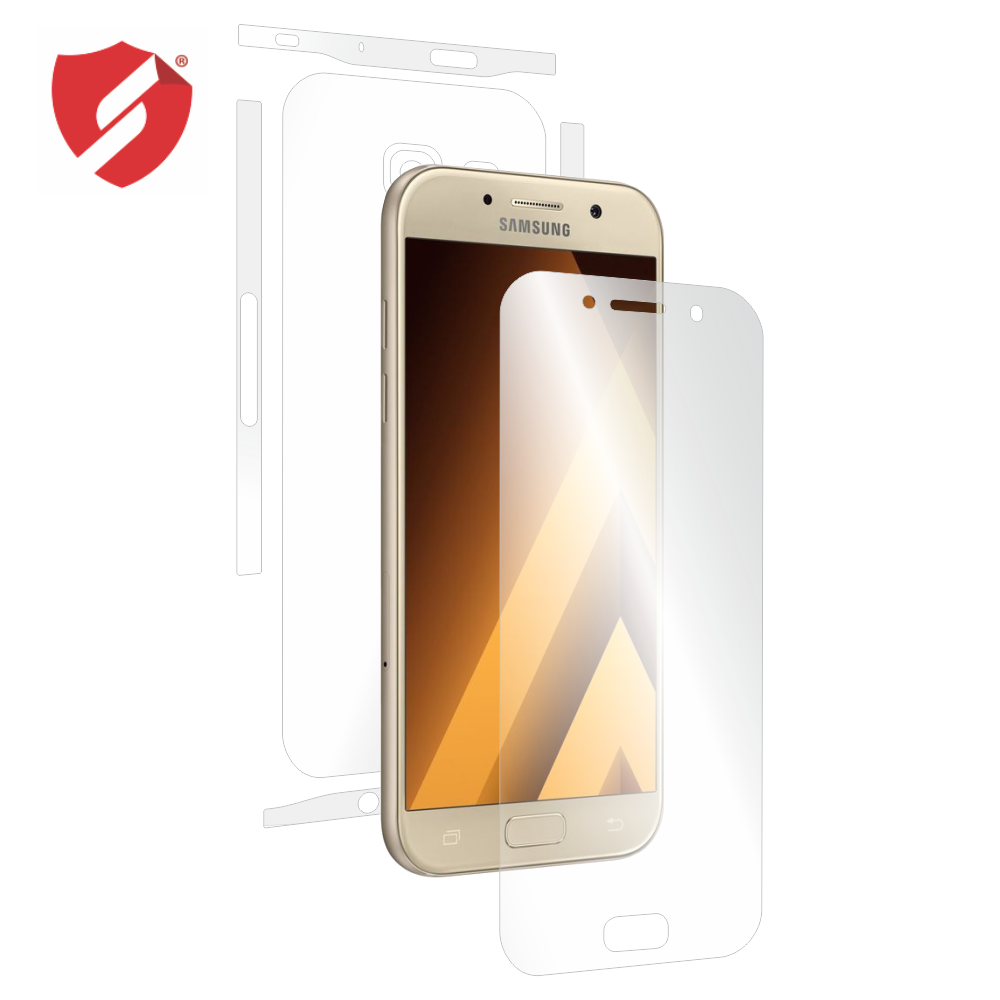 Folie de protectie Smart Protection Samsung Galaxy A5 2017 - fullbody - display + spate + laterale imagine