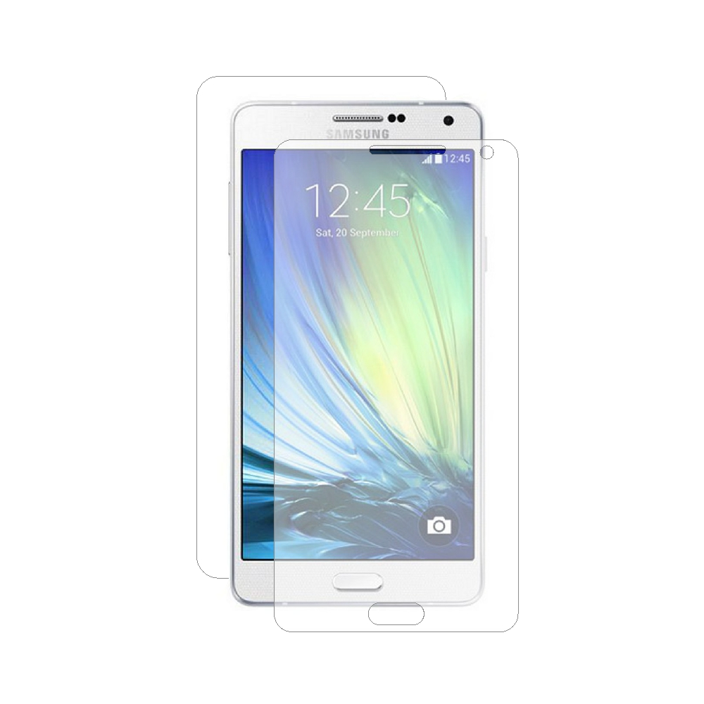 Folie de protectie Smart Protection Samsung Galaxy A7 - fullbody-display-si-spate imagine