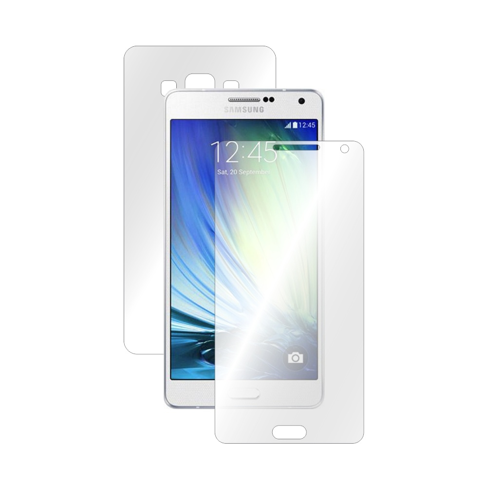 Folie de protectie Smart Protection Samsung Galaxy A7 (2016) - fullbody-display-si-spate imagine