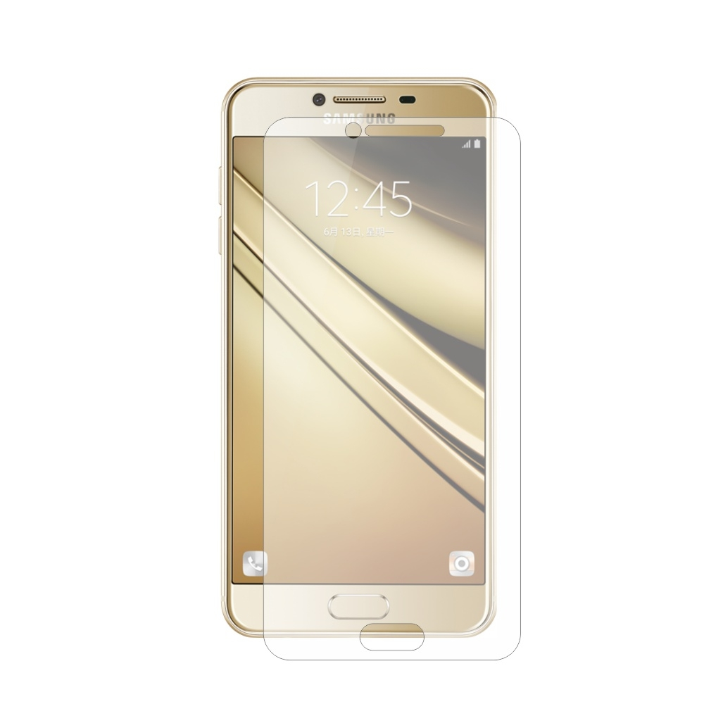 Folie de protectie Smart Protection Samsung Galaxy C7 Pro - doar-display imagine