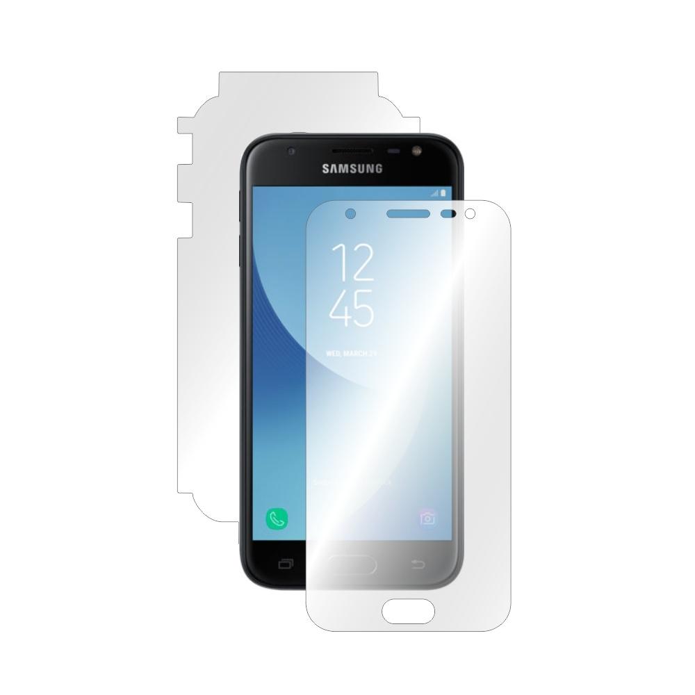 Folie de protectie Smart Protection Samsung Galaxy J3 (2017) - fullbody-display-si-spate imagine