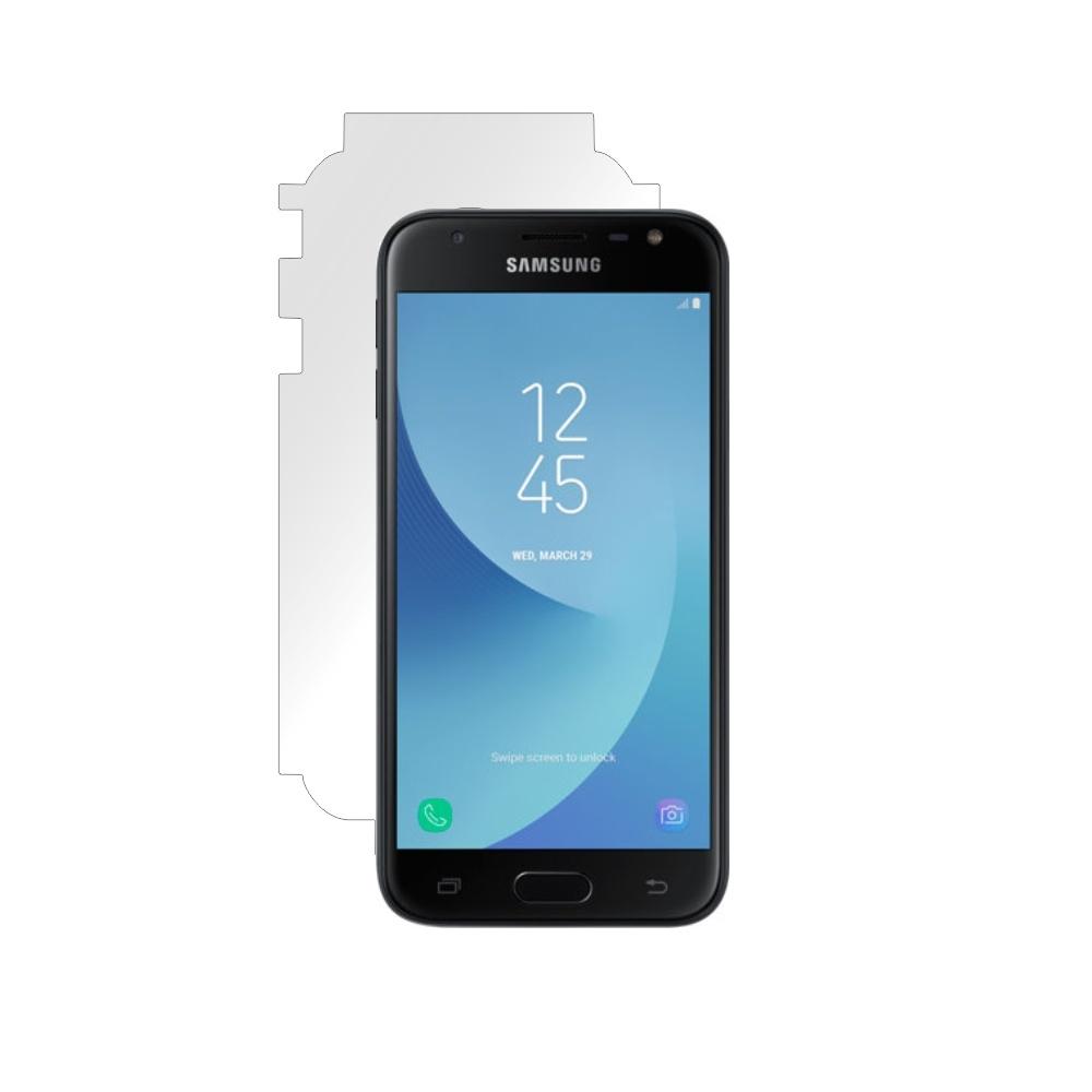 Folie de protectie Smart Protection Samsung Galaxy J3 (2017) - doar spate imagine