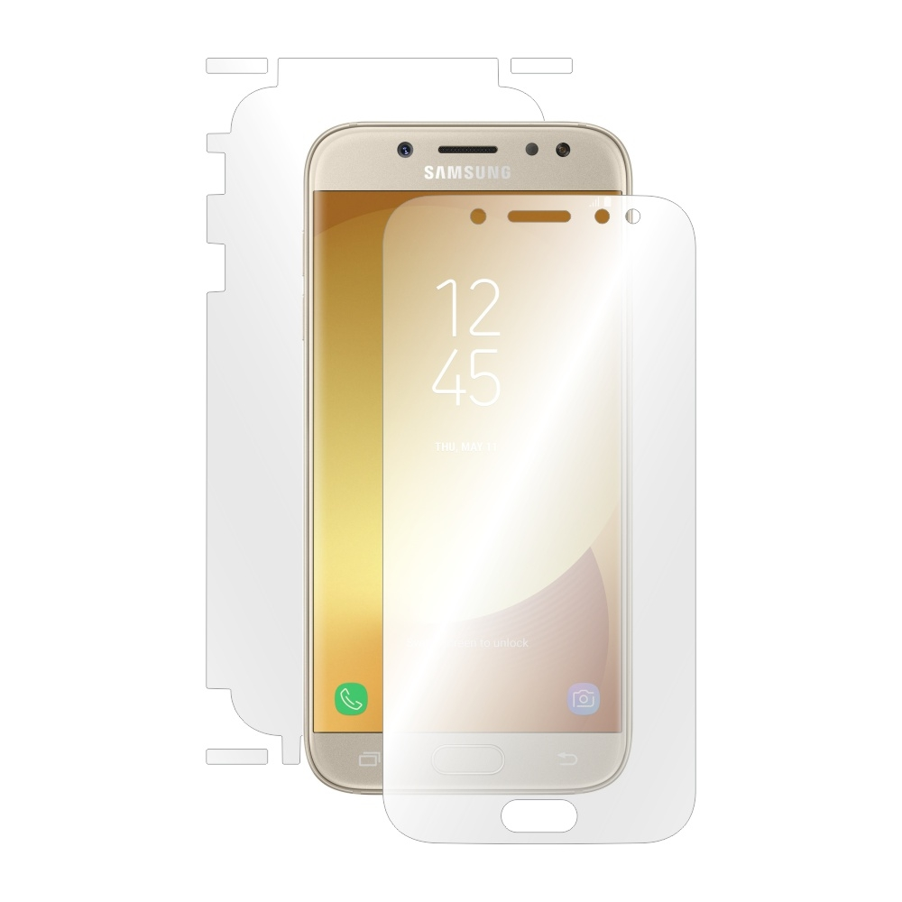 Folie de protectie Smart Protection Samsung Galaxy J5 (2017) - fullbody - display + spate + laterale imagine