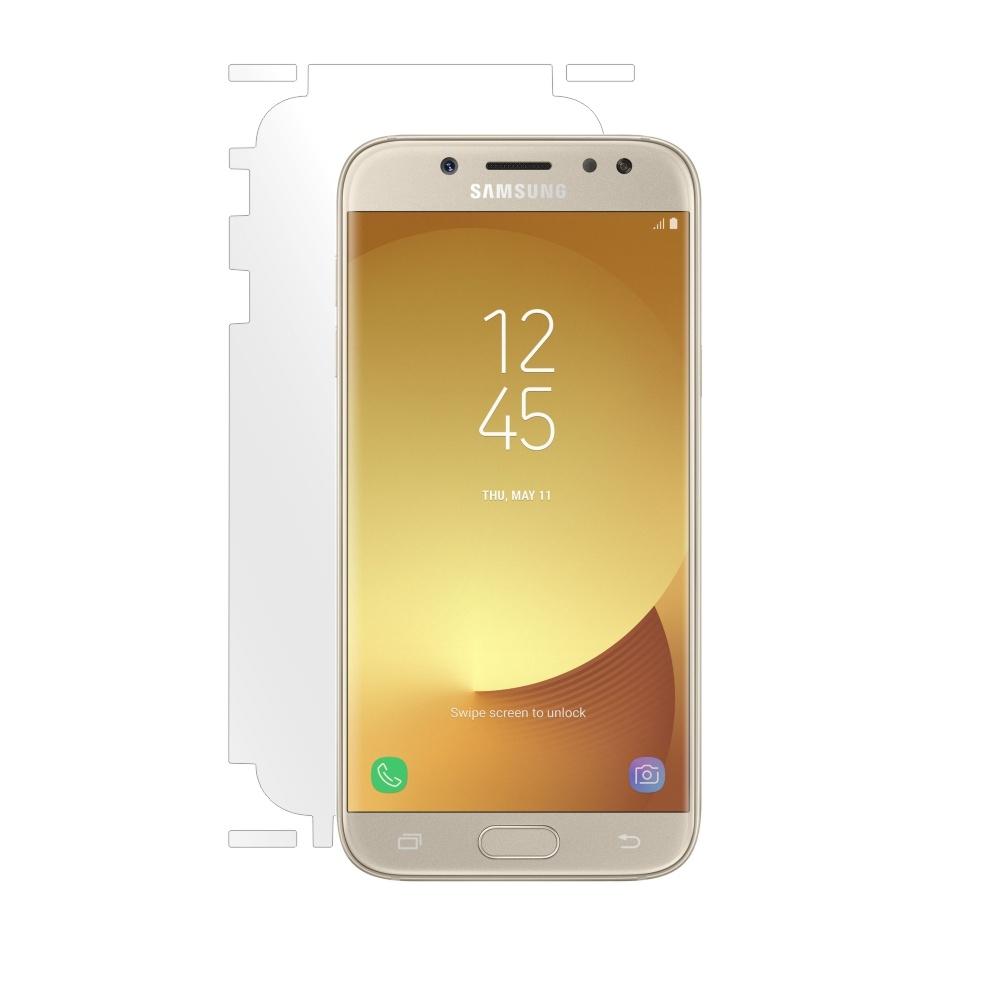 Folie de protectie Smart Protection Samsung Galaxy J5 (2017) - doar-spate+laterale imagine