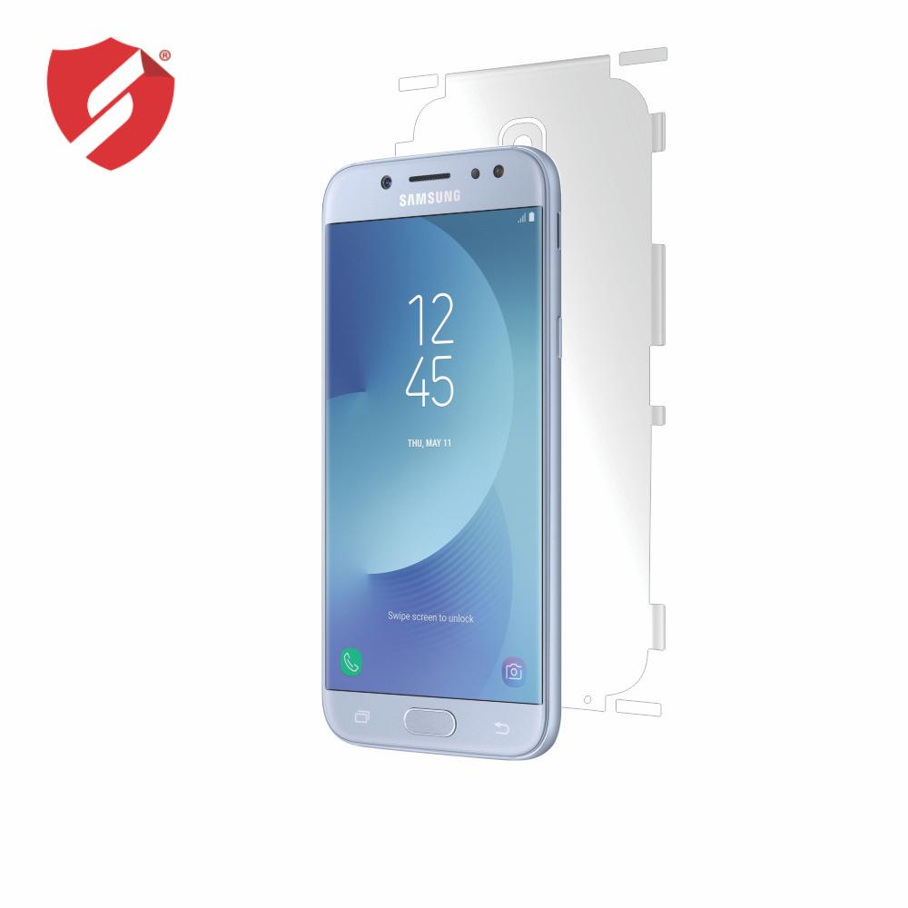 Folie de protectie Smart Protection Samsung Galaxy J7 2017 - doar-spate+laterale imagine