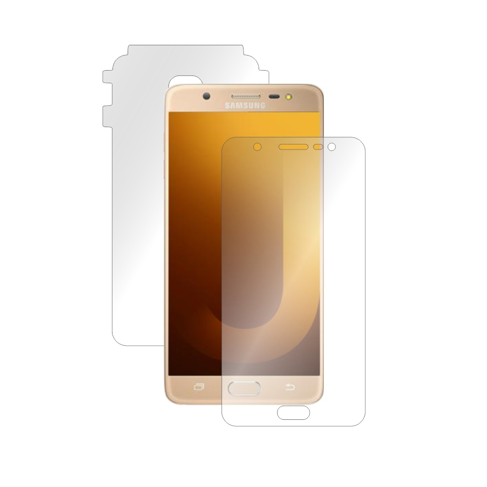 Folie de protectie Smart Protection Samsung Galaxy J7 Max - fullbody - display + spate + laterale imagine