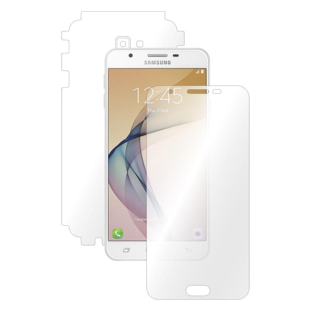 Folie de protectie Smart Protection Samsung Galaxy J7 Prime - fullbody - display + spate + laterale imagine