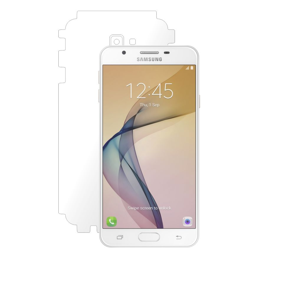 Folie de protectie Smart Protection Samsung Galaxy J7 Prime - doar-spate+laterale imagine