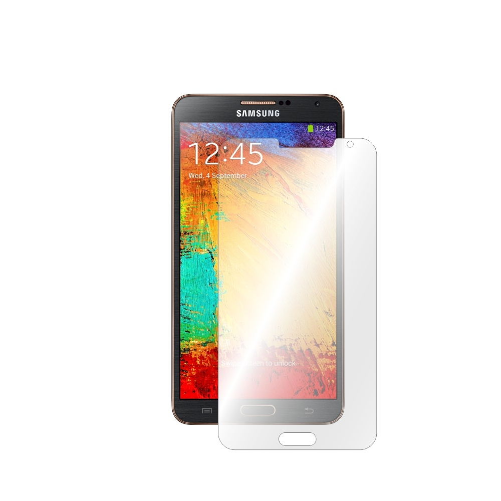 Folie de protectie Smart Protection Samsung Galaxy Note 3 NEO - doar-display imagine