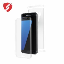 Folie de protectie Clasic Smart Protection Samsung Galaxy S7 Edge (C2c_Ati ales pachetul)