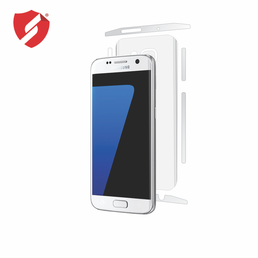 Folie de protectie Smart Protection Samsung Galaxy S7 - doar-spate+laterale imagine