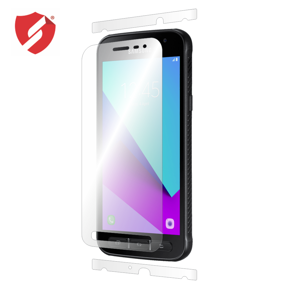 Folie de protectie Smart Protection Samsung Galaxy Xcover 4 - doar-display imagine