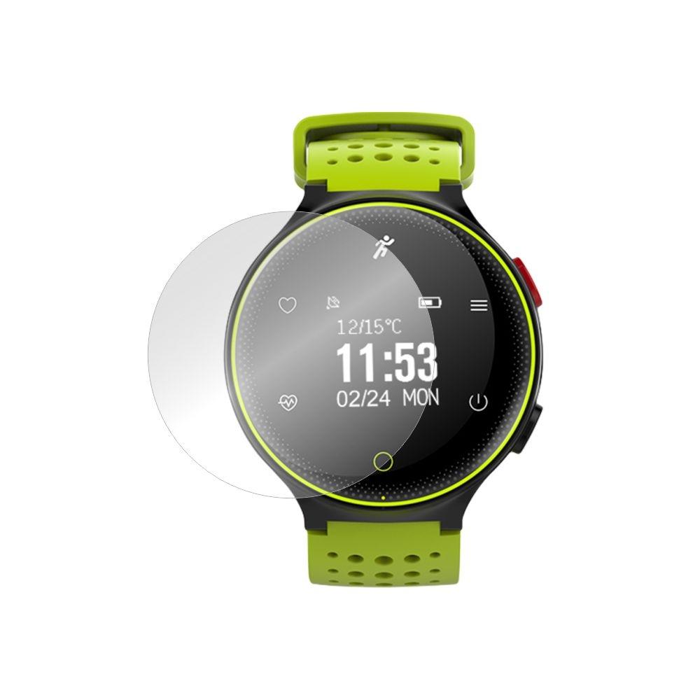 Folie de protectie Smart Protection Smartwatch Colmi IP68 - 2buc x folie display