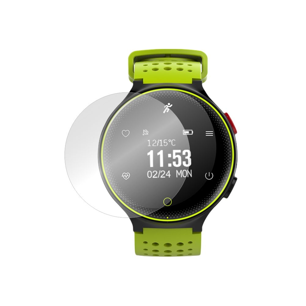Folie de protectie Smart Protection Smartwatch Colmi IP68 - 4buc x folie display
