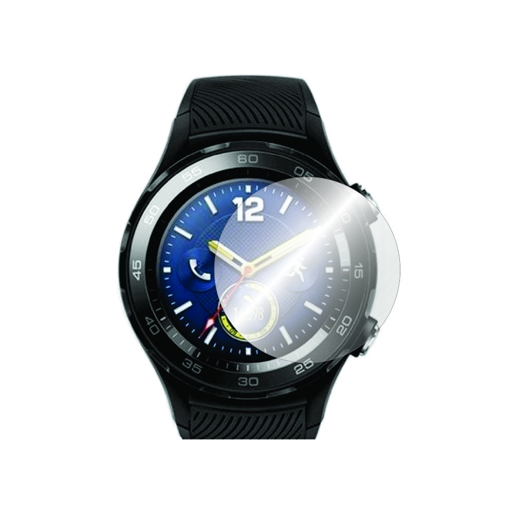 Folie de protectie Smart Protection Smartwatch Huawei Watch 3 - 2buc x folie display imagine