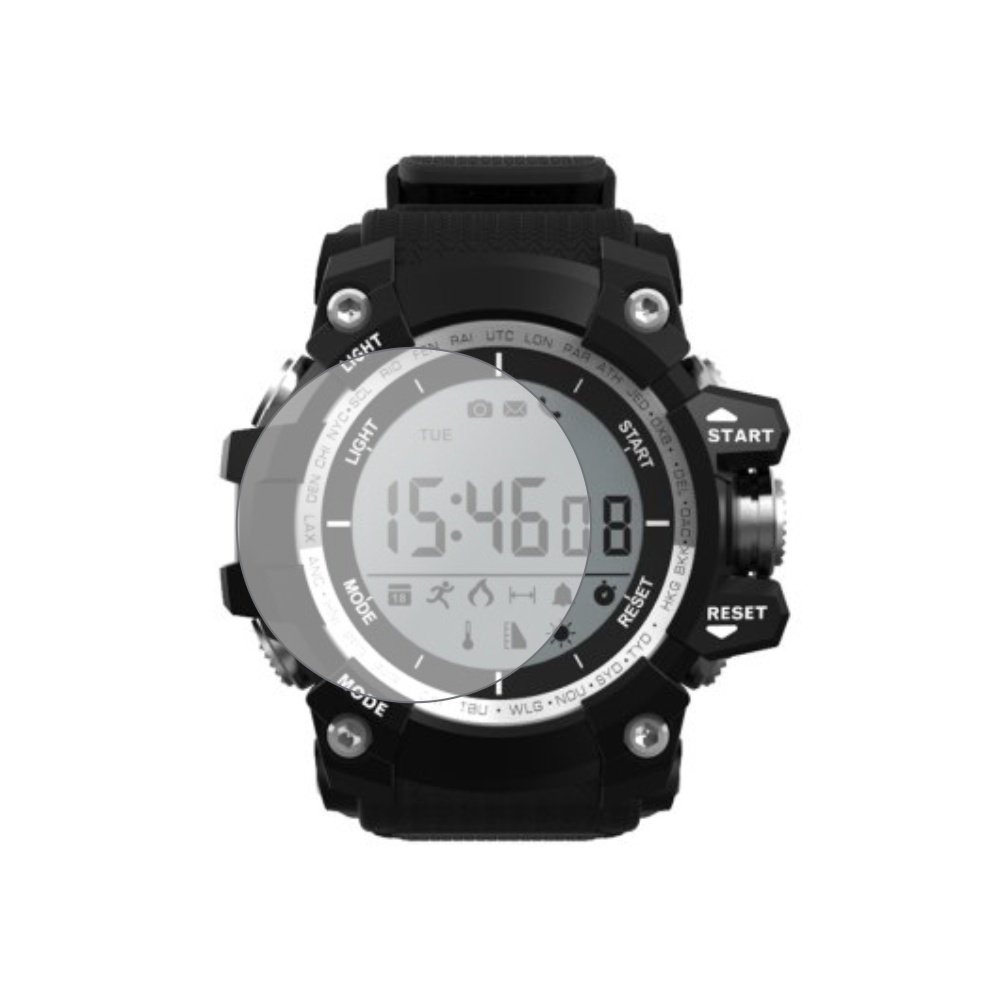 Folie de protectie Smart Protection Smartwatch No1 F2 - 2buc x folie display imagine
