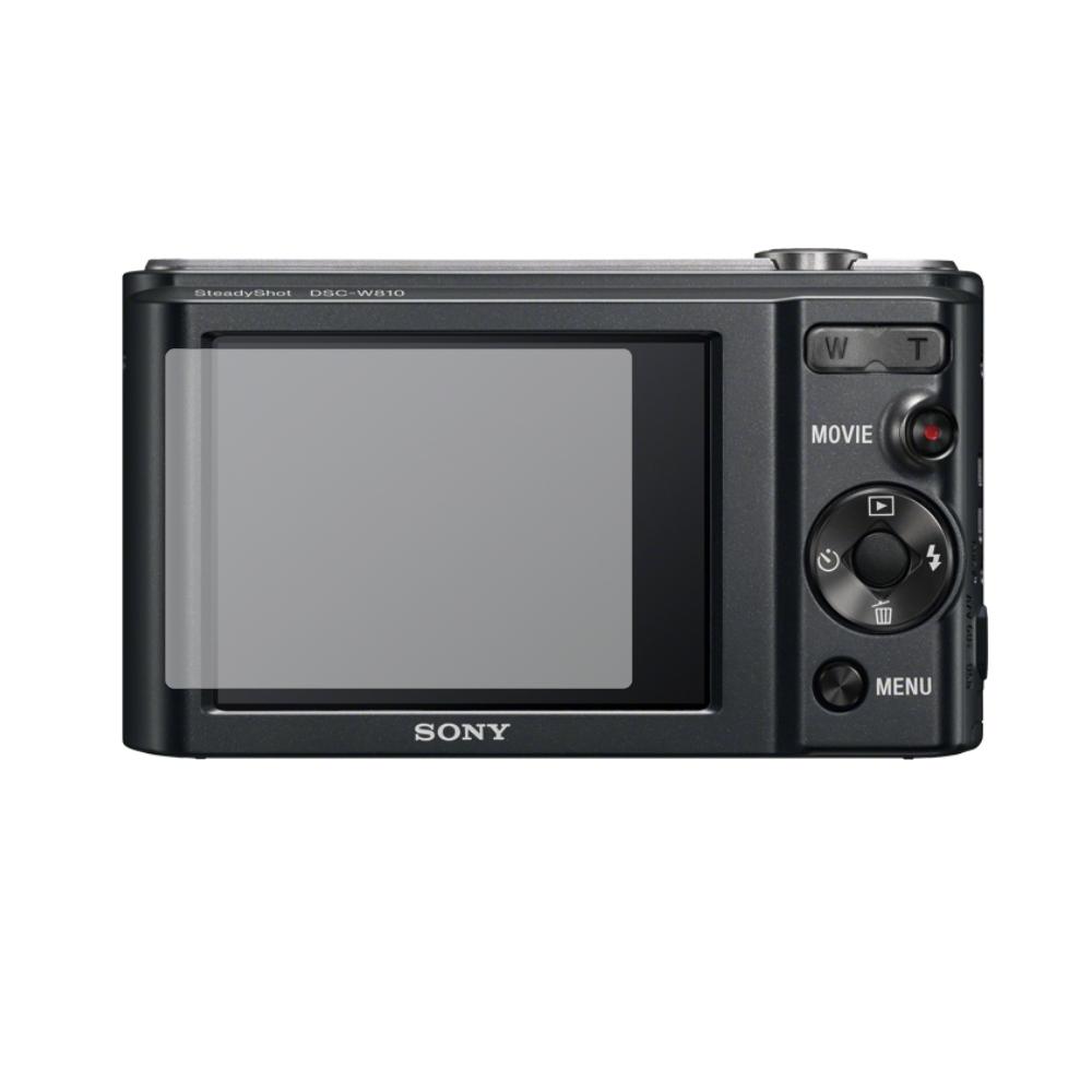 Folie de protectie Smart Protection Sony DSC-W810 - 2buc x folie display imagine
