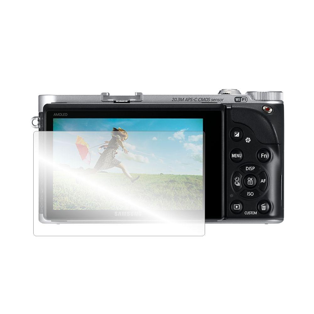 Folie de protectie Smart Protection Sony NX300 - 2buc x folie display imagine
