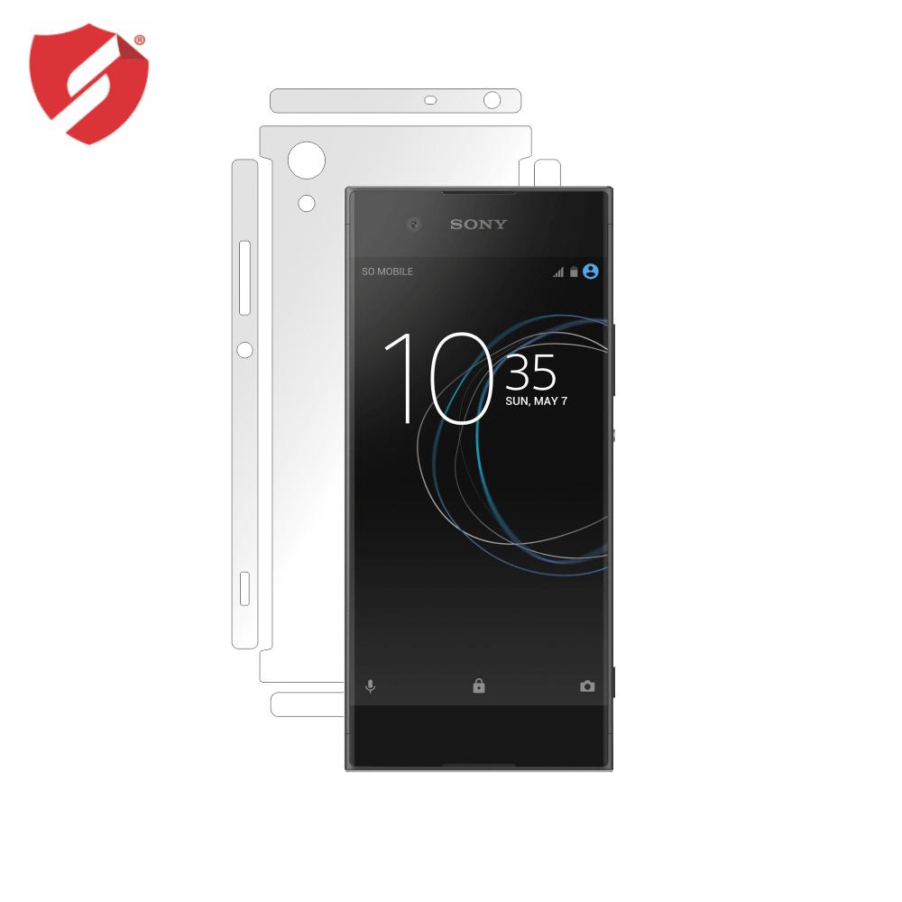 Folie de protectie Smart Protection Sony Xperia XZ1 - doar-spate+laterale imagine
